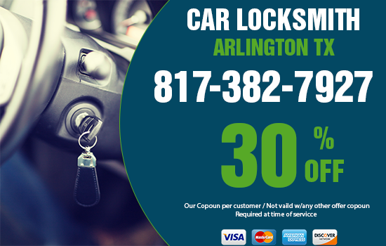 Car Locksmith Arlington TX Coupon