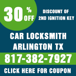 Car Locksmith Arlington TX Offer